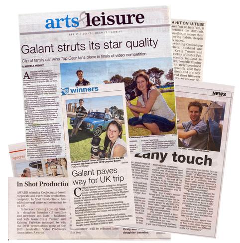 Newspaper-compilation