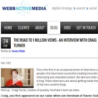 the-road-to-1-million-views-an-interview-with-craig-turner-webbactivemedia-short