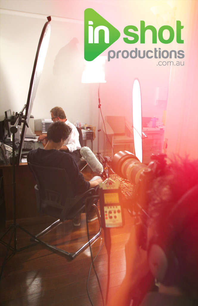 Filming In Shot Productions