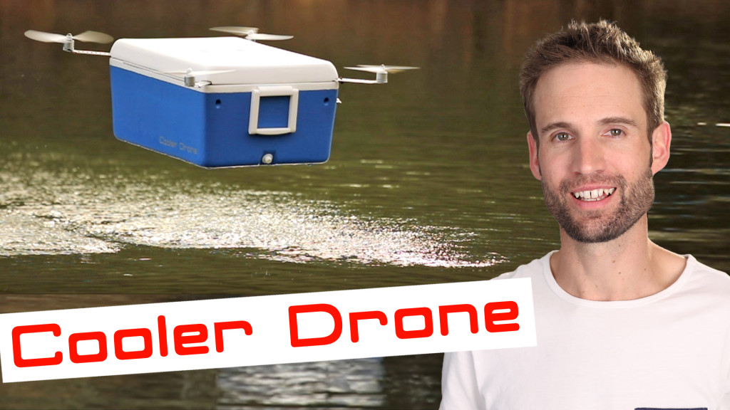 Cooler Drone Thumbnail